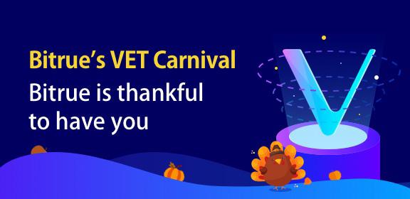Bitrue's VET Carnival