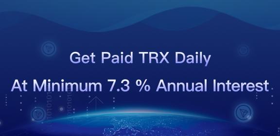 TRX Daily Rewards