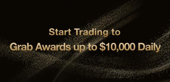 Bitrue trading awards