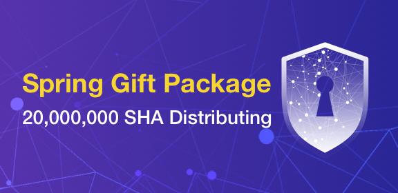 SHA Spring Gift