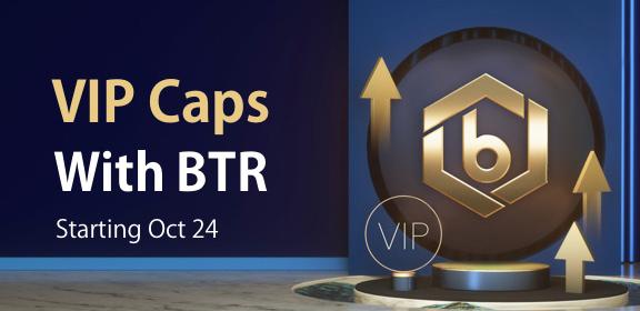 VIP Cap with btr