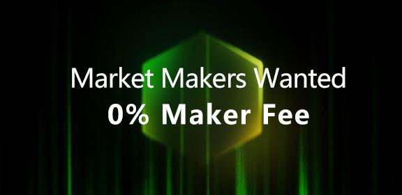 Seeking Market Makers for Bitrue