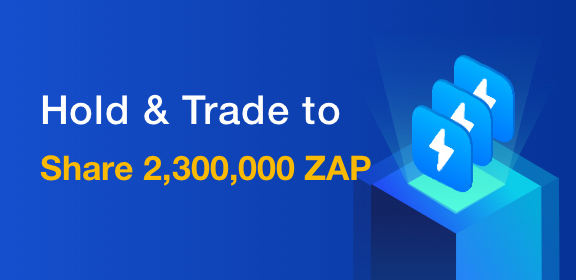 Hold & Trade to Share 2,300,000 ZAP