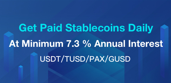 Stablecoins Daily Rewards